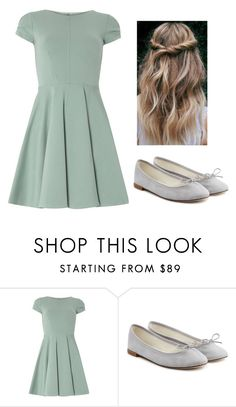 """""""Untitled #293"""" by idapolyvore ❤ liked on Polyvore featuring Closet and Repetto"""