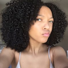 Easy Updo for Kinky Curl Textured Natural Hair