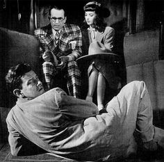 Preston Sturges directs Harold Lloyd & Frances Ramsden in The Sin of Harold Diddlebock from his habitual reclining position in front of the camera. Preston Sturges, Harold Lloyd, Positivity, France, Comics, Fictional Characters, Movies, Cartoons, Fantasy Characters