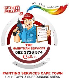 Cape Town in Western Cape Painting Contractors, Painting Services, Cape Town, Four Square