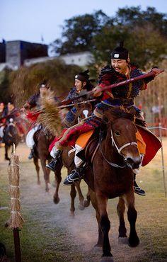 Suwon 24 martial arts horse martial arts suwon festival South Korea by Derekwin, via Flickr