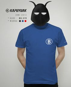 """""""B Bukittinggi"""" #KaosKapuyuakJuni2013"""
