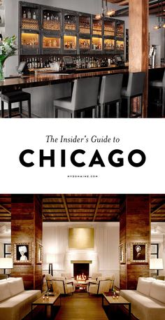 The locals-only travel guide to Chicago