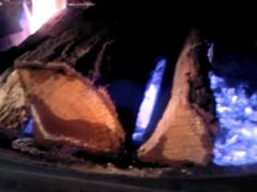 Back in the days of the open fires, folks used to appreciate the sizzle that green wood put off. Here's a video I shot last week of some of that real green wood once it starts to heat up. Uses Of Wood, Biomass Energy, Open Fires, Green