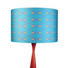 Giant Beetle Lampshade by Clementine & Bloom Hand Printed Fabric, Lamp, Decor, Beautiful Space, Interior Decorating, Lampshades, Lamp Shade, Home Decor, Natural Edge