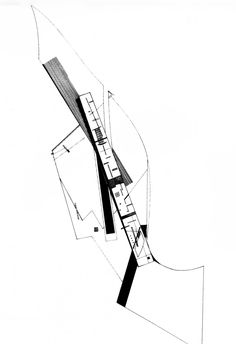 Zaha Hadid (1950 – 2016) | The Peak Leisure Club | Hong Kong, China | 1982-1983 | http://www.zaha-hadid.com