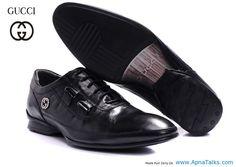 gucci shoes | gucci shoes gucci pure leader black shoes for men 2013 gucci shoes ...