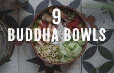 Deze culinaire trend neemt heel instragram over, we hebben het natuurlijk over de Buddha Bowl! Hierbij de 9 lekkerste recepten voor Buddha Bowls