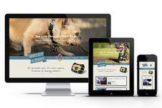 Digitaria | Digital Agency | Online Marketing, Technology & Development  Designed at Mirum. http://www.digitaria.com