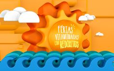 Campanha - Férias Vitaminadas on Behance