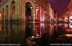 Never seen London look so good London Rain, London Property, London Look, London Architecture, Saatchi Online, Night Photography, Santa Monica, Lisbon, Orange County