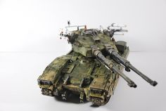 1/35 U.C Hardgraph E.F.G.F M61A5 Main Battle Tank