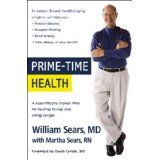 Twelve years ago, renowned physician and author Dr. William Sears was diagnosed with cancer. He, like so many people, wanted-and needed-to take control of his health. Dr. Sears created a comprehensive, science based, head-to-toe program for living a long, fit life-and it worked. Now at the peak of health, Dr. Sears shares his program in PRIME-TIME HEALTH. This engaging and deeply informative book will motivate readers to make crucial behavior and lifestyle changes.