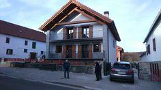 Casa rústica en el pirineo navarro