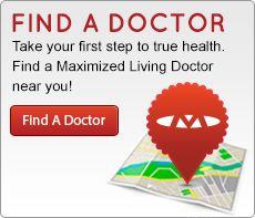 Maximized Living - health website
