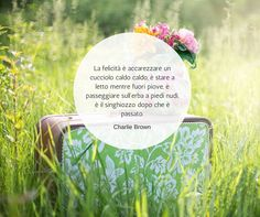 Quote by Charlie Brown #quotes #quote #aforismi #nature #natura #flowers #citazioni #naturequotes #CharlieBrown