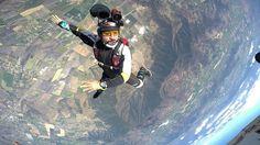 """Un grande en accion !!! #jump447 #funjump #flying #freefly #skydive #skydiving #chile #venezuela #anglefly #angleflying #flyfast #uptvector"""