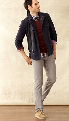 I like the Ensemble...but the shoes need to be TOMS!