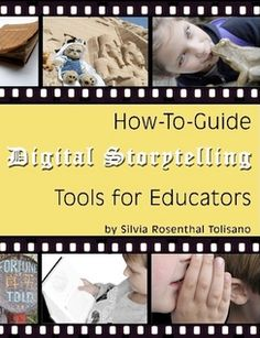 Digital storytelling resources