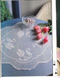 Decorative Crochet SEPTEMBER 1994 - Number 41 - DEHolford - Picasa Web Albums