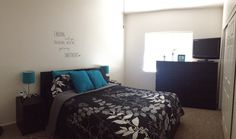 Ikea bedroom. Malm collection. In love with it!