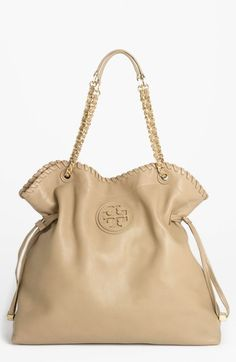 Tory Burch 'Marion' Slouchy Tote available at #Nordstrom
