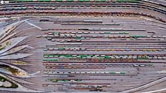 Inman Yard Atlanta, Georgia, USA The Norfolk Southern Railway operates miles of track in 22 states, primarily in the Southeastern US. Inman Yard in Atlanta,.
