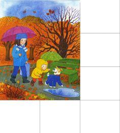 Картинки времена года для детей | Детское развитие steshka.ru ( jesień)