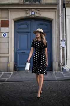 Fashion Look Featuring Milly Petite Dresses and Milly Petite Dresses by maryorton - ShopStyle Creative Fashion Photography, Nyc Fashion, Fashion Trends, Street Outfit, Photo Instagram, Looks Vintage, Elegant Outfit, Women's Fashion Dresses, Nyc Dresses