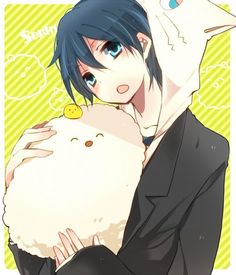 It's Soraru, A Nico Nico Singer. - Shot -