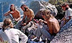 """The Stone Masters California Rock Climbing in the Seventies""""Adventure, we found, was not about gymnastic moves or mental steel, but the head-on collision between what we wanted and what we got."""""""