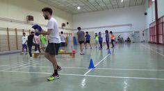 Derriba balones 0412 Juegos Motores #Juegosmotores #inef #ccafd #ugr #educacionfisica #physicaleducation @Fac_Deporte_UGR @UGRdivulga