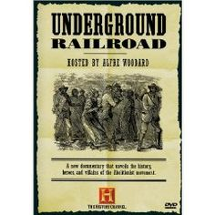 History Channel Documentary#undergroundrailroad I grew up in Bucks County that had an underground room that was part of the railroad taking persons into the New Hope area and beyond!