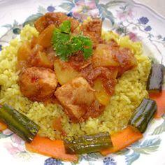 Chicken Biryani Bengali style