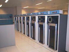 StorageTek Tape Units