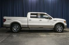 Joydrive : 2012 Ford F150 SuperCrew Cab Lariat Pickup 4D 6 1/2 ft - Buy this 100% Online @ Joydrive.com