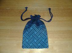 こぎんの巾着です。12cm×14cm|ハンドメイド、手作り、手仕事品の通販・販売・購入ならCreema。