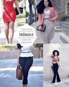 Dicas para quem tem quadril largo e não sabe o que vestir o quais looks usar. Veja as dicas: