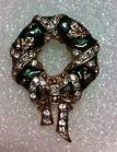 Christmas Rhinestone WREATH BOW Figural-1928 Jewelry Enamel BROOCH PIN Holly - $ 10.99 (0 Bids)End Date: Saturday Aug-9-2014 0:05:50 PDTBuy It Now for only: $ 14.41Buy It Now | Bid now | Add to watch list View More 1928 Pins: Victorian Revival Imitation Diamond Pin Brooch 1928 Jewelry Co $0.99 (1 Bid) . ...