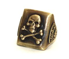 Skull and Bones By Ring RePop MFG