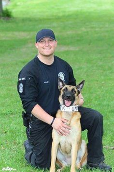 Doctors Vesting K9 Heroes Recipient#7- K9 Abbie is a 2 year old Belgian Malinois. She is certified in Narcotics, Tracking and Apprehension. She is assigned to Lieutenant Jordan Rolley of the Henderson County Detention Center in Henderson, Kentucky.