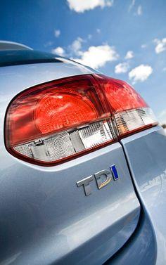 2010 Volkswagen Golf Tdi Taillight  Photo 2