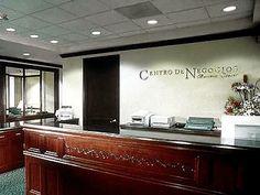 Centro de negocios del hotel Presidente Intercontinental Monterrey
