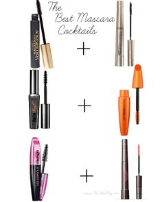 The best mascara combinations that give you the longest and fullest eyelashes!