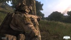Arma 3 game-play yes the graphics are that good, if you got a PC that can handle it.  Love this game!!