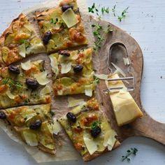 Melanzane alla Parmigiana di nuovo – A Tasty Love Story