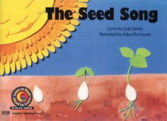 A song about growing seeds with music AND illustrations!