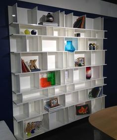 BoConcept chaotic wall shelves