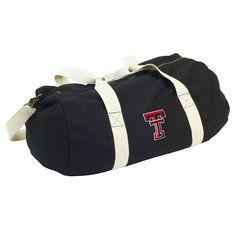 NCAA Texas Tech Sandlot Duffel by Logo Brands (AC3)