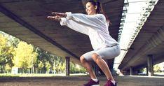 Perdre sa cellulite avec l'exercice du squat lift